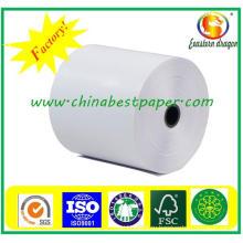 Девственницы верхнего качества 52GSM тепловой Факс бумаги