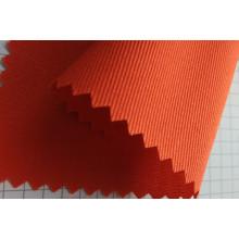Rigidez laboral ropa de tela de poliester algodón