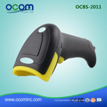 long distance high speed POS handheld USB 2d QR barcode scanner gun machine