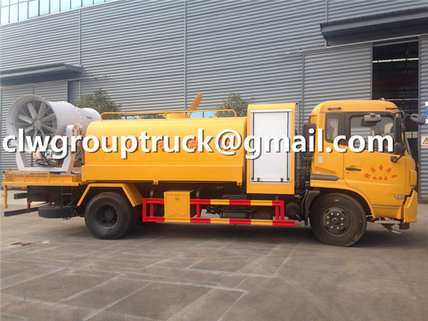 Mutifunctional Anti-dust Truck Whole Body
