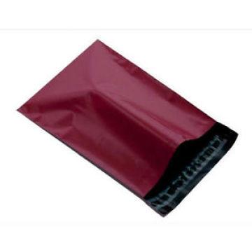 Vária forma compras portador impresso saco saco/Mailing de poli