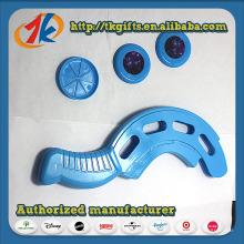 Lançador promocional de disco de brinquedo ao ar livre para crianças