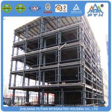 Casa prefabricada prefabricada de bajo costo de alta calidad