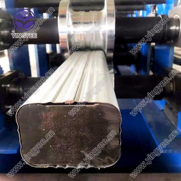 Baja membuat mesin downpipe roll mantan