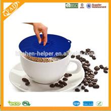 Promotionnel BPA Free Food Grade Silicone Factory Price Pare-soleil en silicone personnalisé