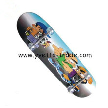 28 Inch Skateboard with Alum Truck (YV-2808D)