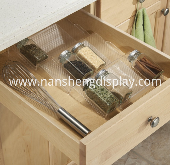 Spice Rack For Kitchen Drawer