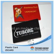 Plastic Membership/VIP/Discount Barcode Gift Cards