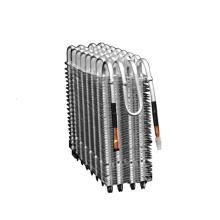 Tubo del evaporador / condensador