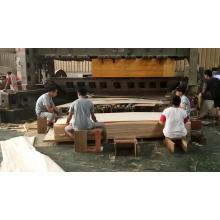 China Lieferant Melamin geformte Türfelle