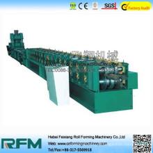 Máquina de formação de rolo de guarda de alta velocidade 3 ondas