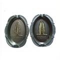 Différentes tailles sortes cendrier personnalisé en laiton antique cendrier indien