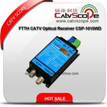Nouveau récepteur optique FTTH CATV Csp-1010wd