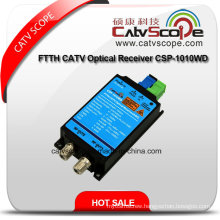 New FTTH CATV Optical Receiver Csp-1010wd
