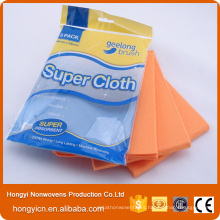 Lint Free Nonwoven Fabric Cleaning Products
