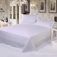 100% algodón T / C 50/50 bordado hotel / casa de ropa de cama conjunto (DPF1054)