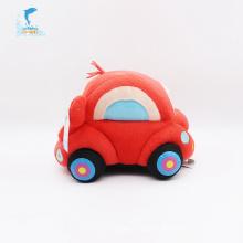 Plüschautospielzeug mit Kinderenzyklopädie