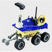 ¡Diseñador de la serie del espacio en Marte! Mars Survey Team 461PCS bloquea los juguetes