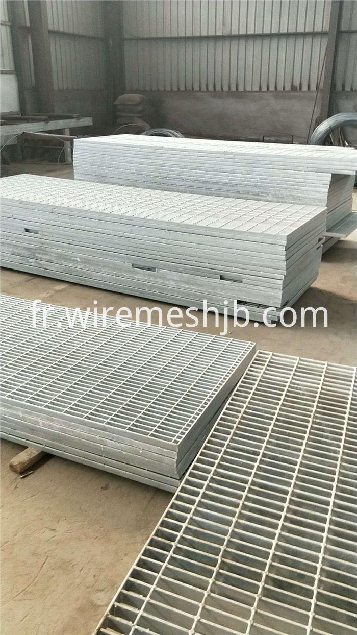 Safety Steel Grating