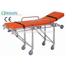DW-AL003 adjustable ambulance cot for sale