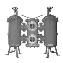 Tubo doble SDRLF retorno filtro