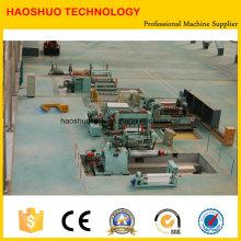Máquina de Slititng de la bobina de acero de cobre de aluminio