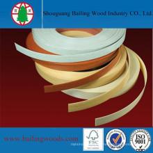 De plástico de alta calidad de los muebles de PVC Edge Banding