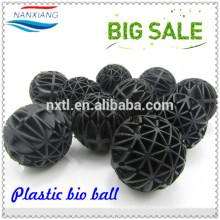 Bio bola de plástico para fish pool Filter