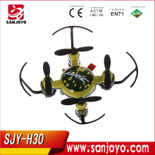 JJRC H30 Mini 2.4G 4CH 6-Axis Gyro Pocket Drone One Key Return Headless Mode 3D-Flip RTF RC Quadcopter SJY-JJRC-H30