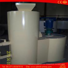 Calidad ISO Arandela y pelador de semillas de sésamo Hulling Peeling Machine