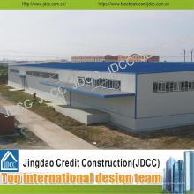 Oficina galvanizada de alumínio da construção de aço da placa de aço da cor