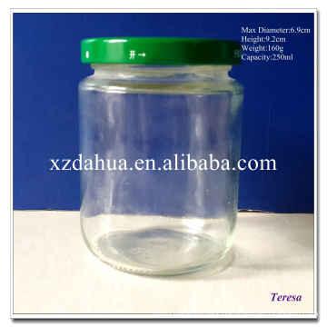 250ml Glass Jar for Honey