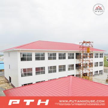 Entrepôt préfabriqué économique de structure métallique avec installation facile