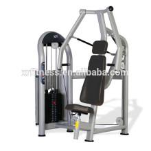 neue Sportkommerzielle Turnhalle Sitzende Brustpressemaschine