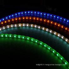 Bande dessinée rgb multi couleur bande à LED