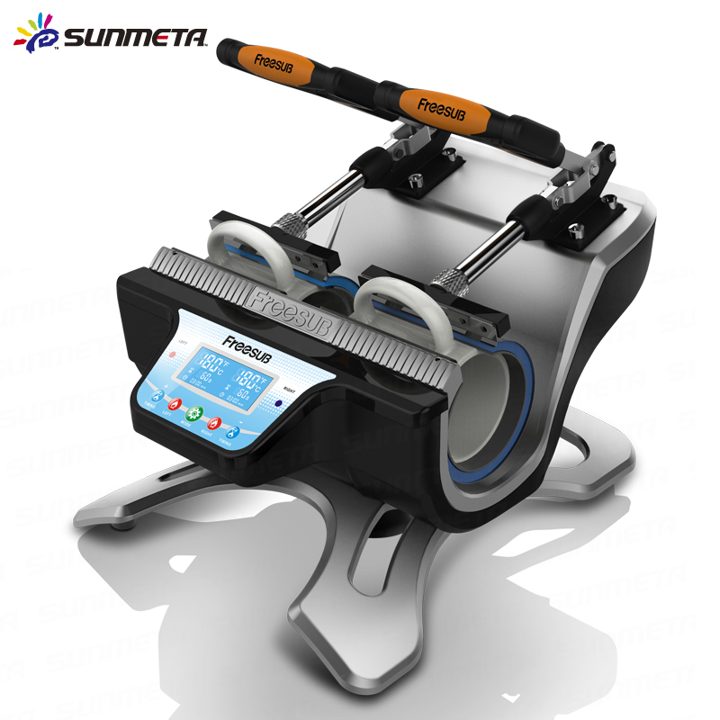 FREESUB Sublimation Cute Coffee Mugs Printing Machine
