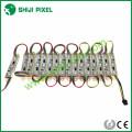 Shiji Full Color smd 5050 rgb 75x15mm LED Module , 20pcs/string
