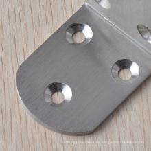 Kundenspezifische CNC-Bearbeitung von Aluminiumteilen
