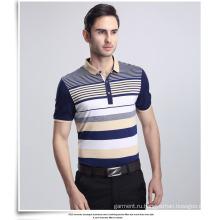 Модная мужская вышивка под заказ Футболка-поло