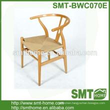 Hans J Wegner Y chair solid wood chair