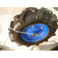 High Quality 4.00-8 Tillers Wheel/400-8 Agriculture Wheels, Pneumatic Wheel, Wheelbarrow Wheel, Trolley Wheel, Cart Wheel