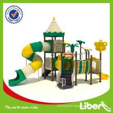 Terrain de jeux en plein air pour enfants avec qualité et prix compétitif LE-ZR001