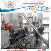 высокая производительность WPC гранулят производственной линии