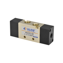 Solenoid Valve/Pneumatic Control/ 3 or 5 Way/ Control Air/4A
