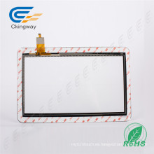 Anti-resplandor (AG) 10,1 pulgadas de un solo toque proyectado panel capacitivo