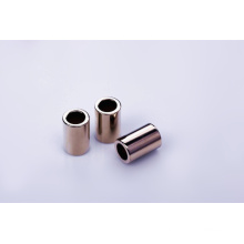 Cylinder Neo Magnet with Nickel Coating