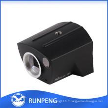 Boîtier en aluminium moulé sous pression de haute qualité pour caméra CCTV