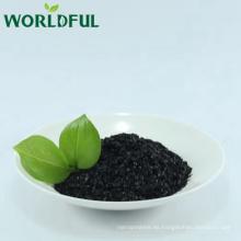 Free Sample Organic Fertilizer Potassium Fulvate Shiny Flake with Rich Fulvic Acid y Humic Acid