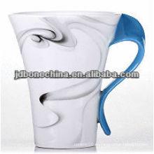 2013 tazas porcelana de hueso imperial del drinkware del hogar de la oficina
