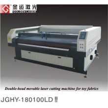 CO2 Two Heads Laser Cutting Machine (JGHY-180100LD)